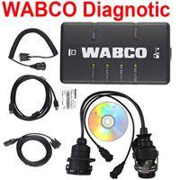 Free Ship Wabco Diagnostic Kit (WDI) واجهة شاحنة مقطورة تدعم أدوات الأدوات أداة تشخيص السيارات
