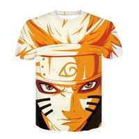 Modesport Atmungsaktive Sommer Neue Mens T-Shirt 3D Druck T-Shirt Tokyo Ghoul Muster T-Shirt Material Weiche und com