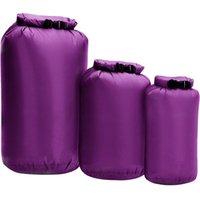 Pool & Accessories 3pcs Waterproof Dry Bag Roll Top Sack For Kayaking Boating Fishing Swimming