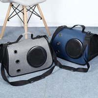 Cat Carriers,Crates & Houses Bag Out Portable Single Shoulder Breathable Handbag Cage Space Crossbody Backpack Dog Box Home Pet Tool
