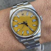 الفاخرة المحار دائم رجل ووتش التلقائي الميكانيكية الياقوت الزجاج هدية للماء reloj الساعات + المعصم