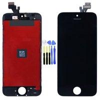 İPhone 5 için Yeni LCD Ekran + Dokunmatik Ekran Digitizer Meclisi Yedek Parçalar