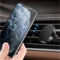Magnetic Phone Holder Car GPS Air Vent Mount Magnet CellPhone Stand Universal mobile Holders for iPhone x Samsung 10