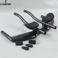 Leadxus ZTTHB02 T800 Tright Tright Triathlon دراجة الكربون المقود 400/420 / 440mm