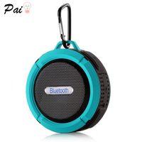 c6 waterproof bluetooth speaker outdoor suction cup mini bluetooth speaker mobile phone car subwoofer small speaker customization