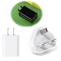 USB الهاتف المحمول 5 فولت 1a الولايات المتحدة المملكة المتحدة الاتحاد الأوروبي سفر الجدار شاحن الطاقة محول الطاقة المكونات ل فون سامسونج أندرويد الهاتف الذكي pc mp3 الهاتف المحمول شحن DHL