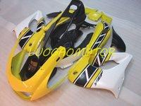 Kits Fairing Kits Custom Gift Fairings Kit ل YZF1000R YZF 1000R 1997 1998 1999 1999 2000 2002 2003 2003 2005 2005 2005 2005 2005 2007 2007 2005 2007 98 99 00 01 02 03 04 04 05 05 07 BideWork Black Yellow White