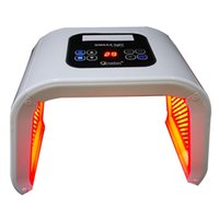 Newest 7 Colors Led Mask Facial Light Therapy Skin Rejuvenation Device Spa Acne Remover Anti-Wrinkle Beauty Equipment