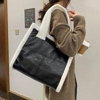 Lamb Women Simple Book Cute Shoulder Bag Like Canvas Handbag Large Capacity Fashion Shopping SL0h Fabric Tote Bags For Girls Xiedt