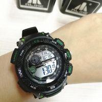 Losida Rahat Erkek Saatler Relogios Masculino erkek Hediye Askeri Bilek Saatler Marka Erkekler Spor İzle LED Dijital Saat Saatı