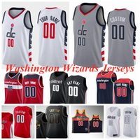 Bradley 3 Beal John 2 Wall Rui 8 Hachimura Thomas Bertans 4 Westbrook Basketball Jerseys Edition City Hombres personalizados Niños Juveniles S-3XL