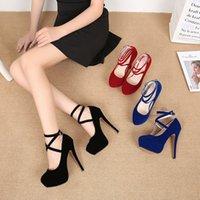 2021 summer new women's shoes fashion cross dressing shoes cross strap wedding bride high heels