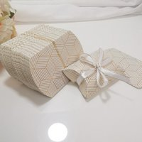 100pcs Pillow Shape Bonbonniere Packaging Gift Boxes Sweet Wedding Favor Boite Dragee Bapteme Candy Cake Cookies Wrapping Paper 210426