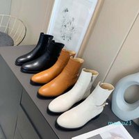 Quality fashion leather star women Designer boots martin short autumn winter ankle Exquisite woman shoes cowboy booties bagshoe1978 10