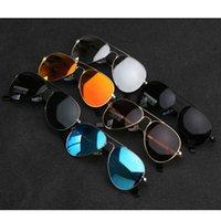 جودة عالية hd الاستقطاب uv400 الاطفال النظارات الشمسية الكلاسيكية العلامة التجارية الفتاة الصبي الصغير نظارات الشمس oculos دي سول