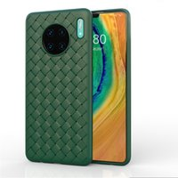 braided mobile phone case for Mat30 Mat30pro mate20 mate20pro phones shell TPU breathable cases protective cover