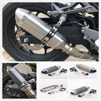 Мотоцикл выхлопных труб мотоцикл модифицируют глушитель для Triumrh Daytona 600 650 675 R 955i Rocket III классический родстерский трофей SE