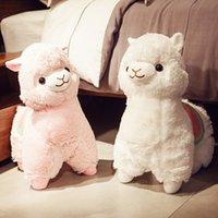 Alpaca encantadora, muñeca, hierba, caballo de barro, juguetes de peluche, tiktok, almohada, muñeca de niña. 119