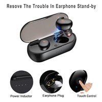 Y30 Wireless Earphones Bluetooth V5.0 TWS PK I12 I11 I9S MACARON INPODS 12 TWS Wireless Headphone Headset earphone 3D Stereo Music In-ear Earbuds For Android IOS Phone