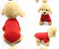 Pet Dog Knitwear Sweater Casaco de lã para pequeno cão médio grande cão quente animal de estimação gato roupas macio filhote de cachorro macio customes 3 cor (vermelho vermelho rosa) 1437 v2
