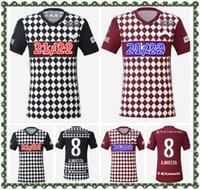 2021 2022 Vissel Futebol Jerseys 21 22 J1 League # 8 A.iniesta Ogawa Douglas # 16 Furuhashi Kyogo Home Away Football Shirt