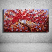 Pinturas pintados à mão óleo sobre lona pintura abstrata pop art pinturas modernas la1-150 7o51