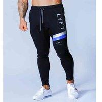 Брюки Pantalon Homme Streetwear Jogger Fitness Bodybuilding Pantalones Hombre Ffulpants Брюки мужчины ZTCK088