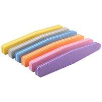 50pcs ponçage lavable éponge tampon tampon tampon de polissage manucure manucure tampon tampon outils fichiers
