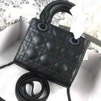 Senhora Cannage Lambskin Couro Mini sacolas Ultra Matte Mão De Moda Designer Bolsas De Ombro Bolsas Bolsas Saco Womens Crossbody 17cm