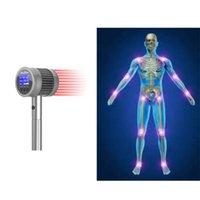 Elektrische Massager Professional Edition Kaltlasertherapiegerät für Schmerz   Neueste Technologie mit niedrigem Niveau lllt