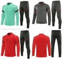 Portugal chaqueta de fútbol chándal 2020 2021 Portugal RONALDO Fútbol Ropa deportiva Camiseta de entrenamiento Jogging para hombre Chandal Fútbol Pie