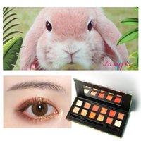 Eye Shadow Color Animal Eyeshadow Sequin 12 Glitter Pearly Matte Waterproof Palette Diamond Shimmer Nude Shiny Makeup Pigment