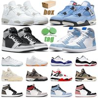 men basketball shoes 2021 shadow 1s women 1 hyper royal university blue jumpman 4s white oreo black cat 11s mens sports sneakers