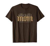 Scout Mamá camisa orgulloso scout mamá galletas regalo camiseta