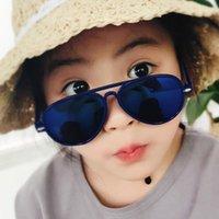 Vintage Kinder Mode Kinder Sonnenbrille Jungen Mädchen Baby Sonnenbrille Lentes de Sol Hombre / Mujer UV400 Eyewear