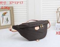 1-23 Brand designer Newest Body Shoulder Bag Temperament Bumbag Cross Pack Bum Waist Bags661-3