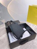 (avec boîte-cadeau) 21SS Mode Show Womens Mini Totes Sac Shopping Porte-textes Balencaiga Géninue Cuir Sacs à bandoulière Limited 12 * 18