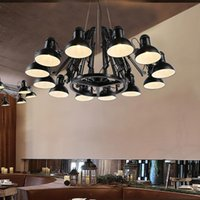 Pendant Lamps American Style Lights For Kitchen Dinning Room Modern Lamp Retro Vintage Suspension Luminaire Hanging Light