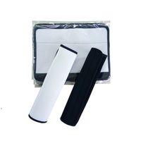 Acessórios para mobiliário Sublimação Neoprene Carrinho de Carrinho De Porta Punho de Porta Tampa Lavável Decoração de Cozinha Lavar Lavador de Forno Dwe9247
