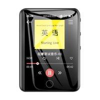 MP4-Player Portable Walkman Bluetooth MP3 2,8 Zoll Full Touchscreen Mini Verlustless Music Player Support Rechner Takt Variablen Geschwindigkeit