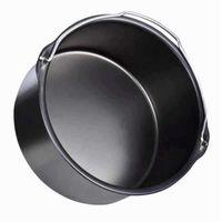 6/7/8 '' nicht stick kuchenform backtablett runde röste korb backformen form luft fryer hohe qualität neu