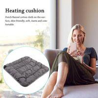 Cushion Decorative Pillow 2021 Electric Heating Pad Cushion Chair Car Pet Body Winter Warmer Blanket Comfortable Cat Dog Temperature Adjusta