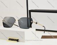 2022 Individualität 30165 Designer Sonnenbrille Männer Frauen Brillen Outdoor Shades PC-Rahmen Mode Klassische Dame Sonnenbrille Spiegel Für Frauen Geometrische Brillen