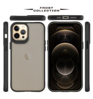 Designer Matte PC phone cases for iphone 13 mini pro max case iphone13 iphone12 clear cover