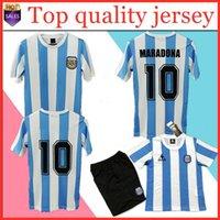 Männer Retro 1986 Argentinien Diego Maradona Fussball Jerseys 2020 2021 Gedenken an Camiseta Boca Juniors 20 21 Jungen Fußballhemden