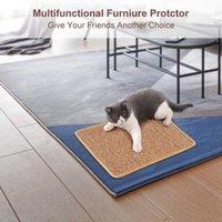 KENNELS PENS CAT Scratch Cat Durable Chats Sisal Cats Scratchers pour meulage intérieur et meubles de protection