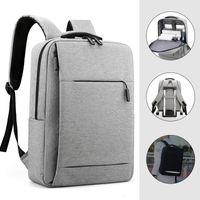 Backpack 2021 Man Multifunctional Business Nylon Bag For Laptop Luxurious Waterproof Urban Designer USB Backbag Rucksack Men