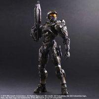 Play Arts Kai Halo 5 Guardians No.1 PVC Action Figure Sammeln Modell Spielzeug 26cm