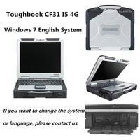 2021 الساخن ل panasonic toughbook cf31 المحمول i5 4 جرام رام يمكن العمل للنجمة c3 / c4 / c5 icom a2 next alldata إصلاح السيارات soft-ware
