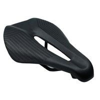 Selle en nylon Selle Ultralight High Performances Open -Absorbing confortable MTB Road Course Vélo Durable Bike Saddles